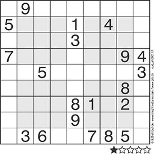 Sudoku hyper
