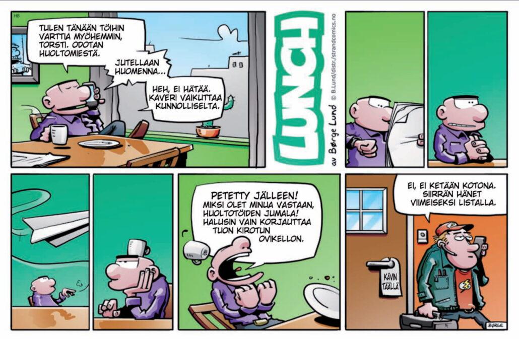Lounas 6